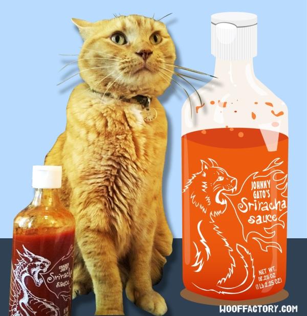 Johnny Gato's Sriracha